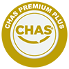 JMC Landscapes CHAS Premium Plus accreditation