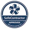 JMC Landscapes Safe Contractor award