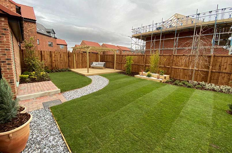 Commercial Landscaping Solutions in County Durham