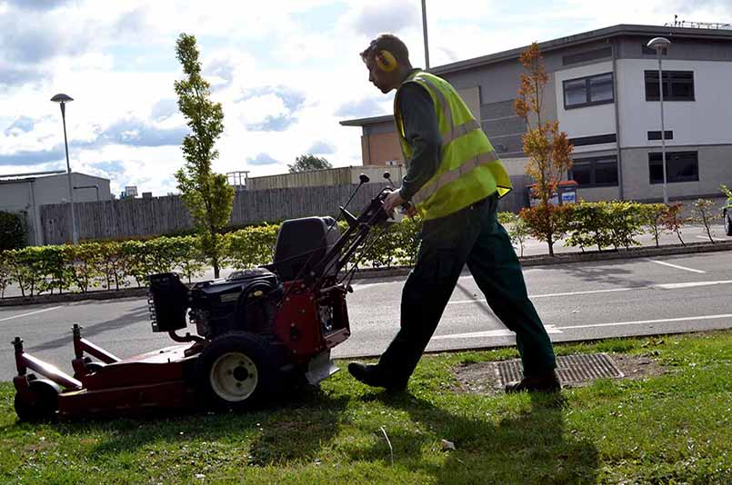 Grass cutting services for schools and colleges in Durham & Darlington
